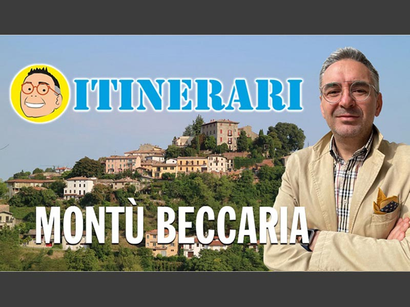 Itinerari -Montù Beccaria - TelePavia